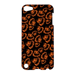 Pattern Halloween Jackolantern Apple Ipod Touch 5 Hardshell Case