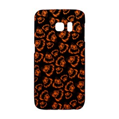 Pattern Halloween Jackolantern Galaxy S6 Edge