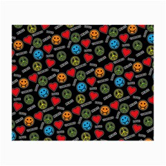 Pattern Halloween Peacelovevampires  Icreate Small Glasses Cloth