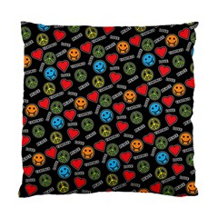 Pattern Halloween Peacelovevampires  Icreate Standard Cushion Case (one Side)