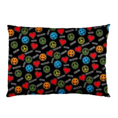 Pattern Halloween Peacelovevampires  Icreate Pillow Case