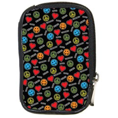 Pattern Halloween Peacelovevampires  Icreate Compact Camera Cases