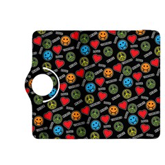 Pattern Halloween Peacelovevampires  Icreate Kindle Fire Hdx 8 9  Flip 360 Case