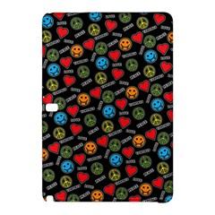 Pattern Halloween Peacelovevampires  Icreate Samsung Galaxy Tab Pro 12 2 Hardshell Case