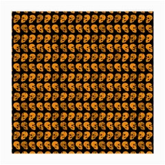 Halloween Color Skull Heads Medium Glasses Cloth