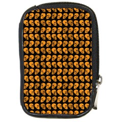 Halloween Color Skull Heads Compact Camera Cases