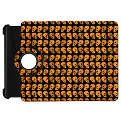 Halloween Color Skull Heads Kindle Fire Hd 7
