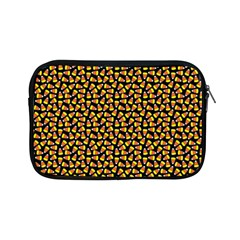 Pattern Halloween Candy Corn   Apple Ipad Mini Zipper Cases