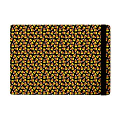 Pattern Halloween Candy Corn   Ipad Mini 2 Flip Cases