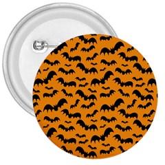 Pattern Halloween Bats  Icreate 3  Buttons