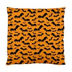 Pattern Halloween Bats  Icreate Standard Cushion Case (one Side)