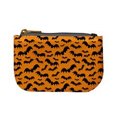 Pattern Halloween Bats  Icreate Mini Coin Purses