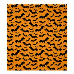 Pattern Halloween Bats  Icreate Shower Curtain 66  X 72  (large)