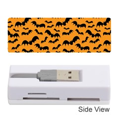 Pattern Halloween Bats  Icreate Memory Card Reader (stick)