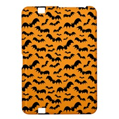Pattern Halloween Bats  Icreate Kindle Fire Hd 8 9