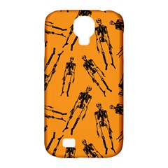 Halloween Skeletons  Samsung Galaxy S4 Classic Hardshell Case (pc+silicone)