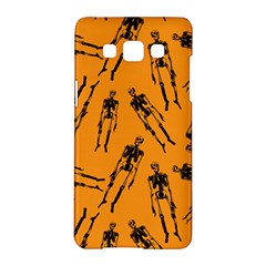 Halloween Skeletons  Samsung Galaxy A5 Hardshell Case