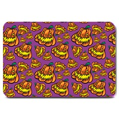 1pattern Halloween Colorfuljack Icreate Large Doormat