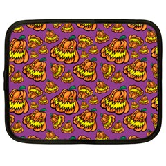 1pattern Halloween Colorfuljack Icreate Netbook Case (xxl)
