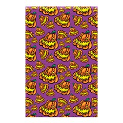 1pattern Halloween Colorfuljack Icreate Shower Curtain 48  X 72  (small)
