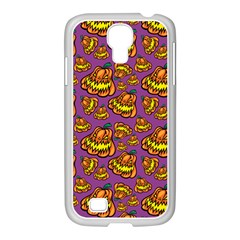 1pattern Halloween Colorfuljack Icreate Samsung Galaxy S4 I9500/ I9505 Case (white)