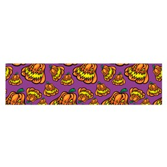 1pattern Halloween Colorfuljack Icreate Satin Scarf (oblong)