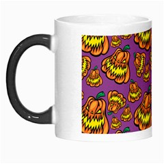 Halloween Colorful Jackolanterns  Morph Mugs