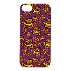 Halloween Colorful Jackolanterns  Apple Iphone 5s/ Se Hardshell Case