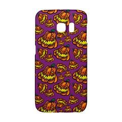 Halloween Colorful Jackolanterns  Galaxy S6 Edge