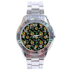 Halloween Ghoul Zone Icreate Stainless Steel Analogue Watch