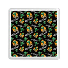 Halloween Ghoul Zone Icreate Memory Card Reader (square)