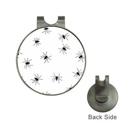 Spiders Hat Clips With Golf Markers