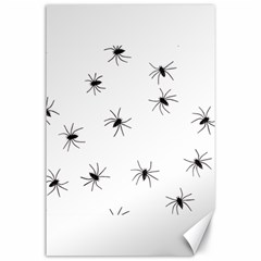 Spiders Canvas 24  X 36