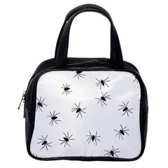 Spiders Classic Handbags (one Side)