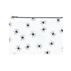 Spiders Cosmetic Bag (large)