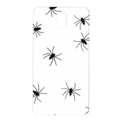 Spiders Samsung Galaxy Note 3 N9005 Hardshell Back Case