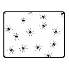 Spiders Double Sided Fleece Blanket (small)