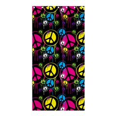 Peace Drips Icreate Shower Curtain 36  X 72  (stall)