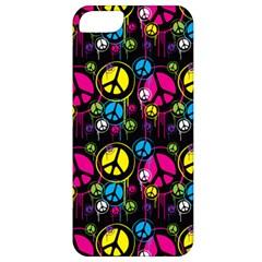 Peace Drips Icreate Apple Iphone 5 Classic Hardshell Case