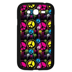 Peace Drips Icreate Samsung Galaxy Grand Duos I9082 Case (black)