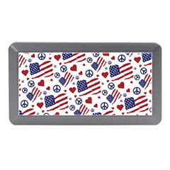 Peace Love America Icreate Memory Card Reader (mini)