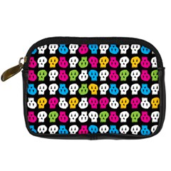 Pattern Painted Skulls Icreate Digital Camera Cases