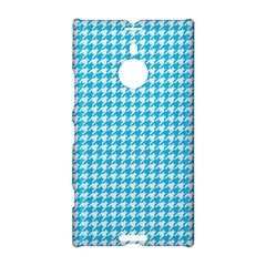 Friendly Houndstooth Pattern,aqua Nokia Lumia 1520