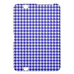 Friendly Houndstooth Pattern,blue Kindle Fire Hd 8 9