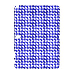 Friendly Houndstooth Pattern,blue Galaxy Note 1