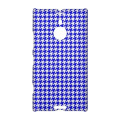 Friendly Houndstooth Pattern,blue Nokia Lumia 1520