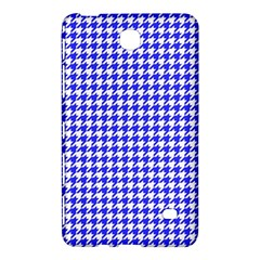 Friendly Houndstooth Pattern,blue Samsung Galaxy Tab 4 (8 ) Hardshell Case