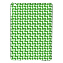 Friendly Houndstooth Pattern,green Ipad Air Hardshell Cases