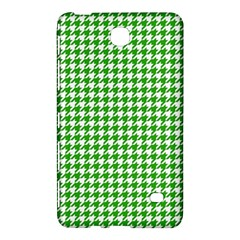Friendly Houndstooth Pattern,green Samsung Galaxy Tab 4 (8 ) Hardshell Case