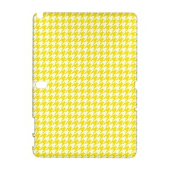 Friendly Houndstooth Pattern,yellow Galaxy Note 1